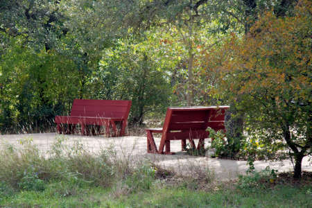 benches Stock Photo - 609716