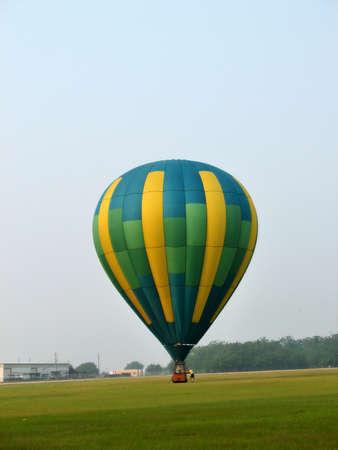 Hot Air Balloon 版權商用圖片