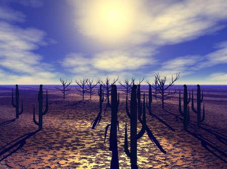 desolate: Desolate