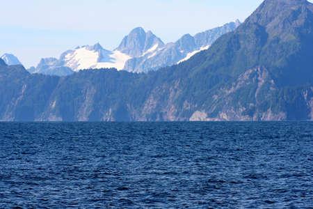 Alaskan Sea 版權商用圖片