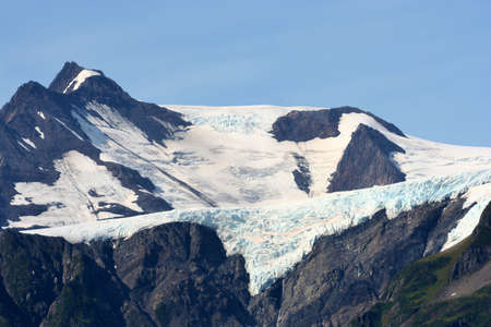 Glacier in Alaska Stock Photo - 1769225