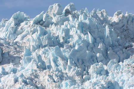 Blue Glacier photo
