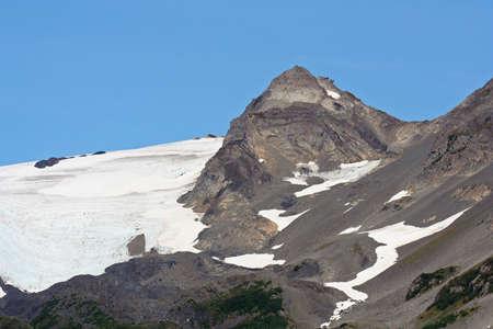 Alaskan Mountain photo
