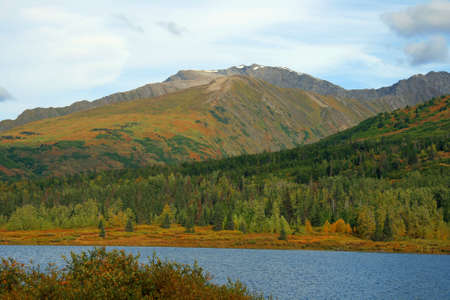Autumn in Alaska Stock Photo - 1806152