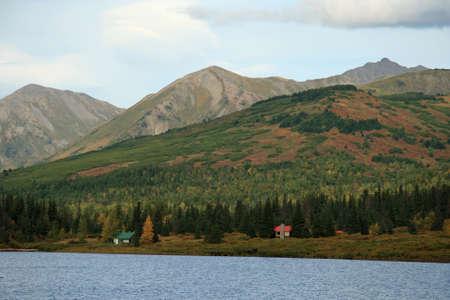 Alaskan View Stock Photo - 1806060