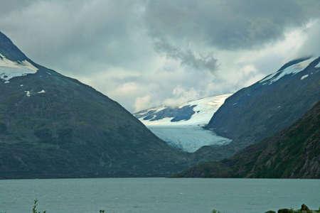 Glacier Scene photo