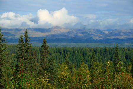 Alaska Landscape Stock Photo - 1806296