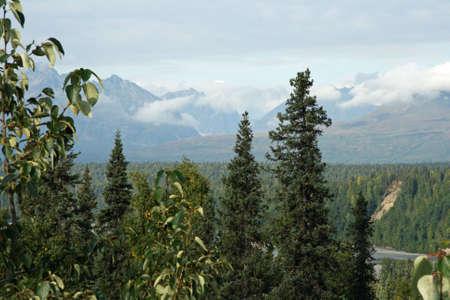 Alaska Scenery Stock Photo - 1806321