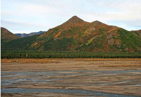 glacier Basin Stock Photo - 1806288