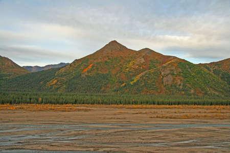 Alaskan Valley Stock Photo - 1806330