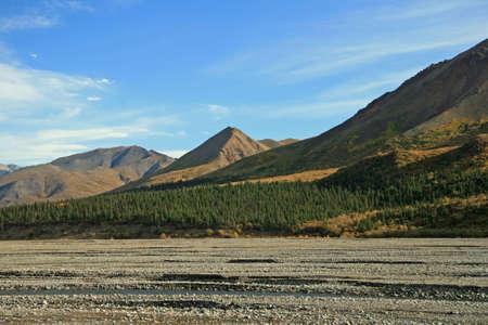 Alaskan Glacer Basin photo