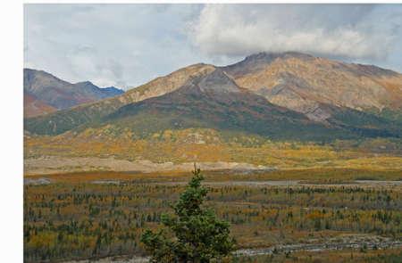 Alaskan Landscape Stock Photo - 1806285