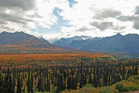 Alaskan Landscape Stock Photo - 1810106