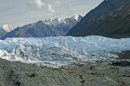 Alaskan Glaceier photo