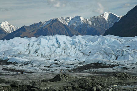 Alaskan Glacer photo