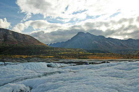 Alaskan Glacier Stock Photo - 1828715