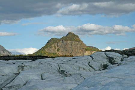 Glacier in Alaska Stock Photo - 1828711