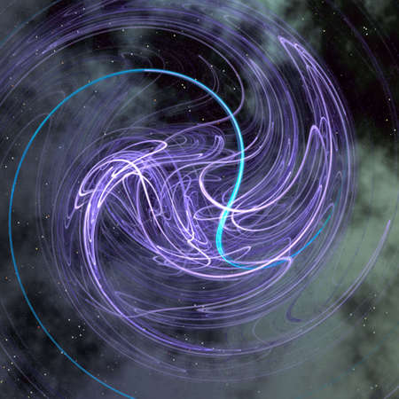 galactic swirl Stock Photo - 2009350