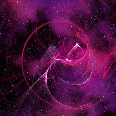 gravitational: plasma Stock Photo