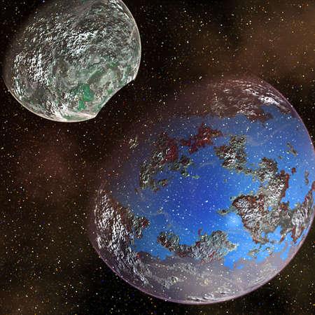 Planets Stock Photo - 2032286