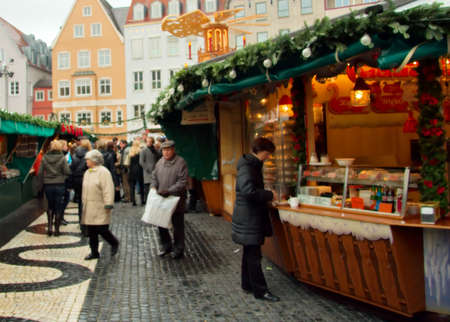 europe: Christmas Market