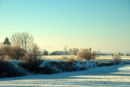 Snow scenics photo