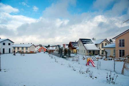 German Village Reklamní fotografie