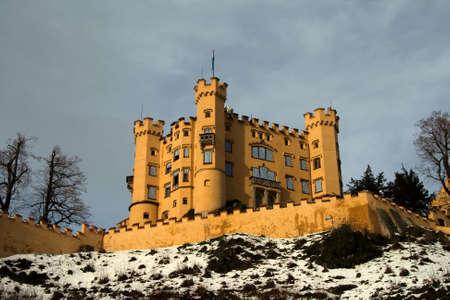 Bavarian Castle Stock Photo - 2190995
