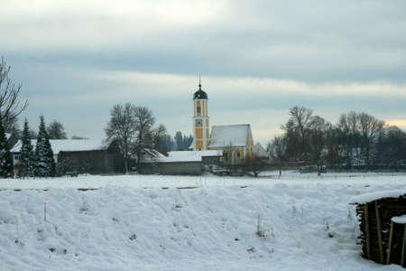 Winter Scene Stock Photo - 2190991