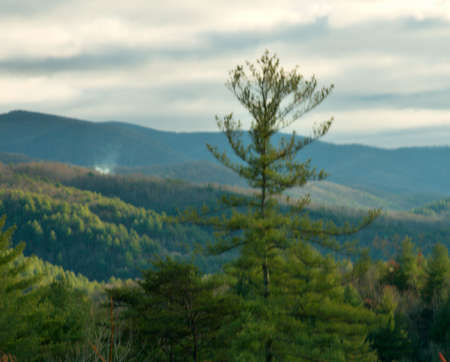 Georgia mountains photo