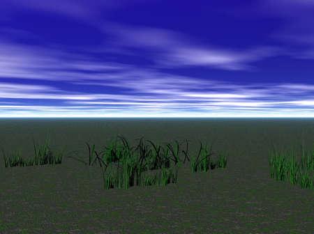 Big Sky Фото со стока - 2395166