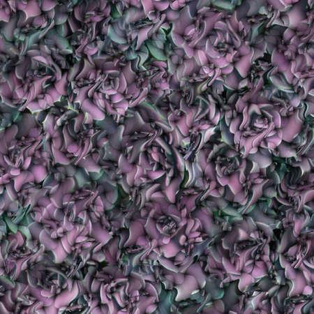 flowered: flowered Stock Photo