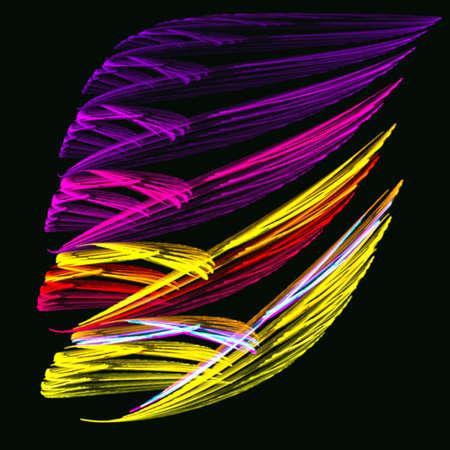 screensaver: layers