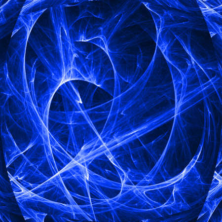 blue movement Stock Photo - 2504898