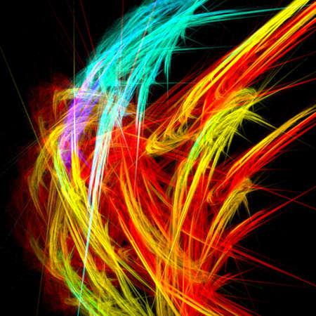 screensaver: abstract Stock Photo