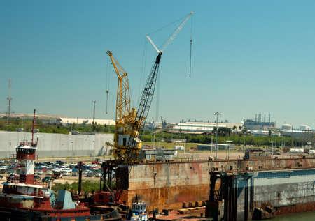 Tampa Port Stock Photo - 2714939