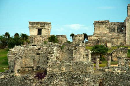 Mayan Ruins photo