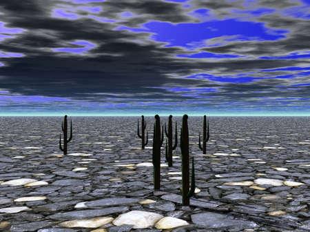barren: Desolate Land