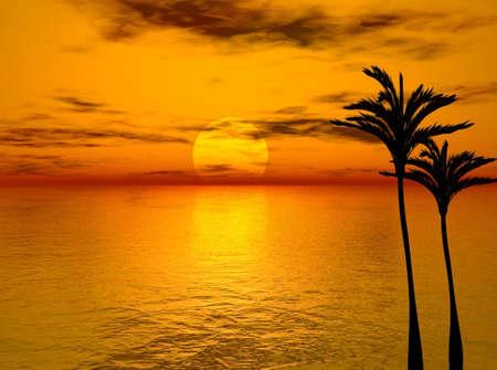 silent:  Sun Going Down