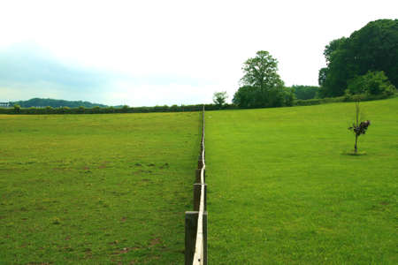 Fenceline Stock Photo - 3088199