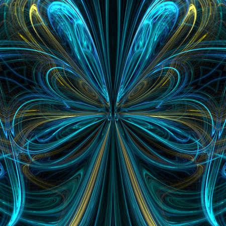 抽象的なパターン、形状、テクスチャ