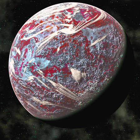 abstract space background Фото со стока