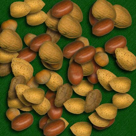 nutty: Nutty Background