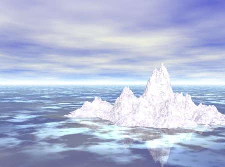 frigid: Iceberg
