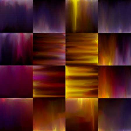 vapor: abstract design, form, shape Stock Photo