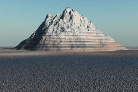 Faded Mountain photo