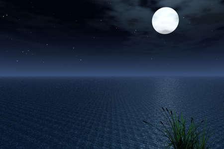 Quiet Evening  Stock Photo - 3737269