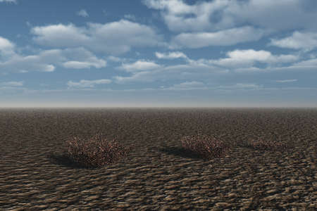 Desolate Area