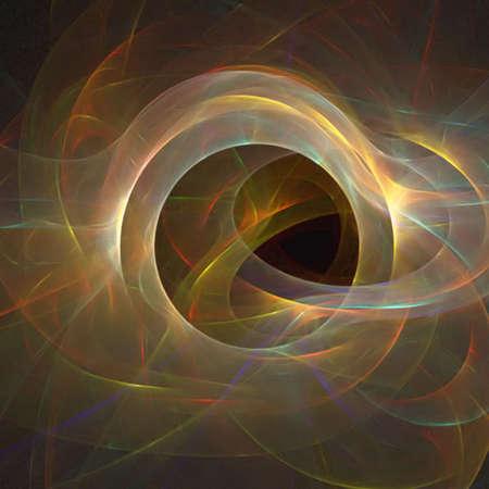 Abstract patroon, vorm, Vorm