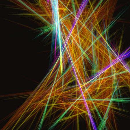 Abstract Shape, Pattern Stock Photo